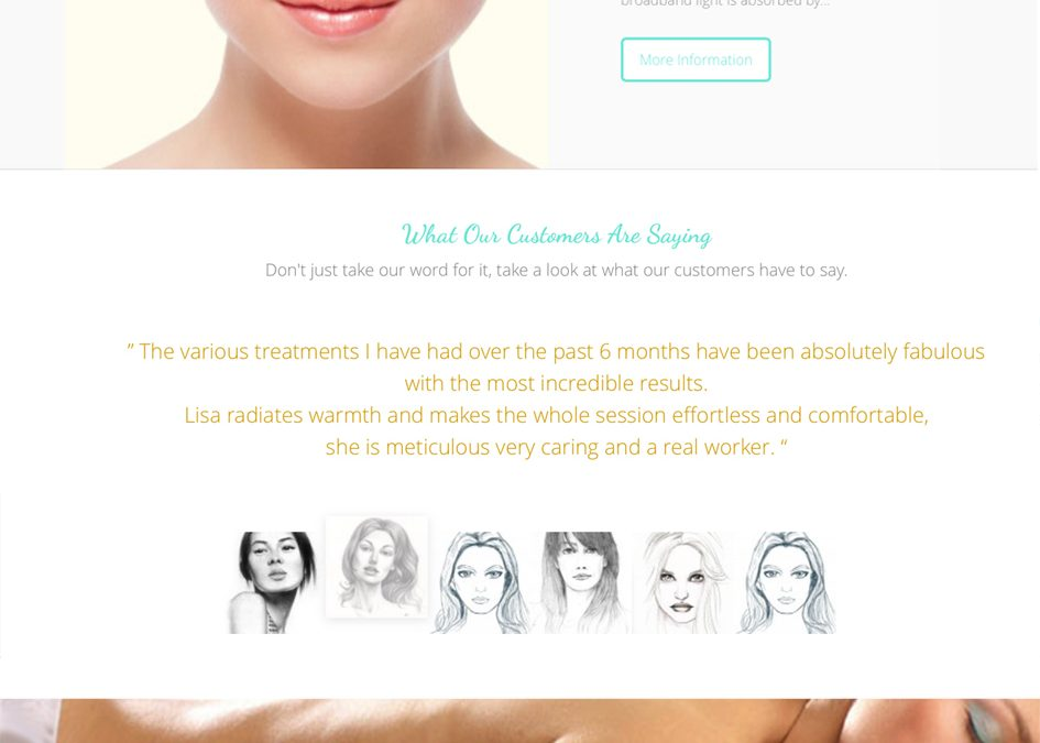 Web Design for Lisa